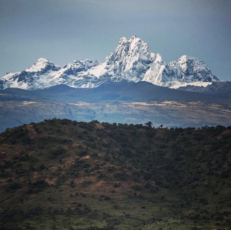 Mt Kenya with Sandgrouse Travel on a Land Rover Safari