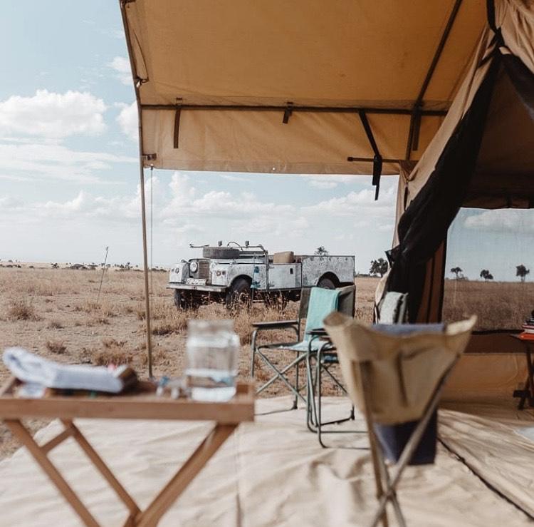 Traditional African Safari - Kenya Land Rover Tours