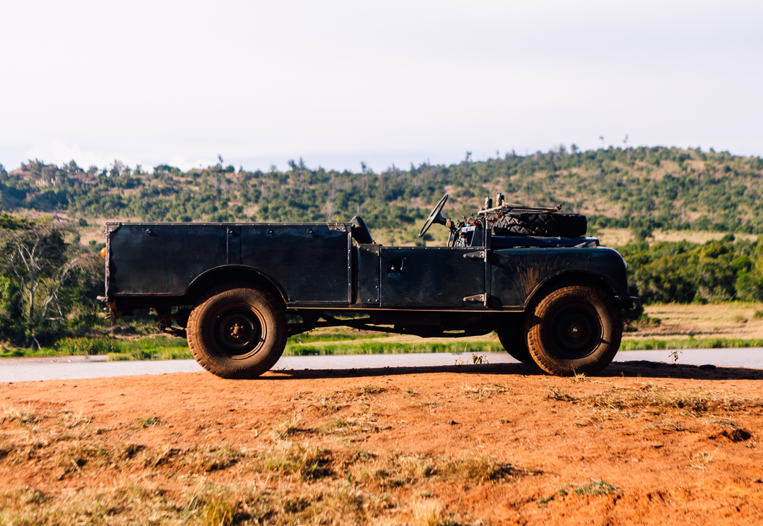 Series 1 107 inch wheel base Land Rover - Self Drive a Land Rover in Africa