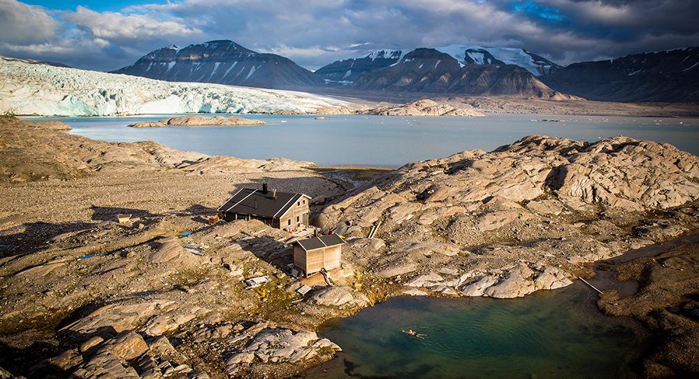 Wild Swimming in the Arctic