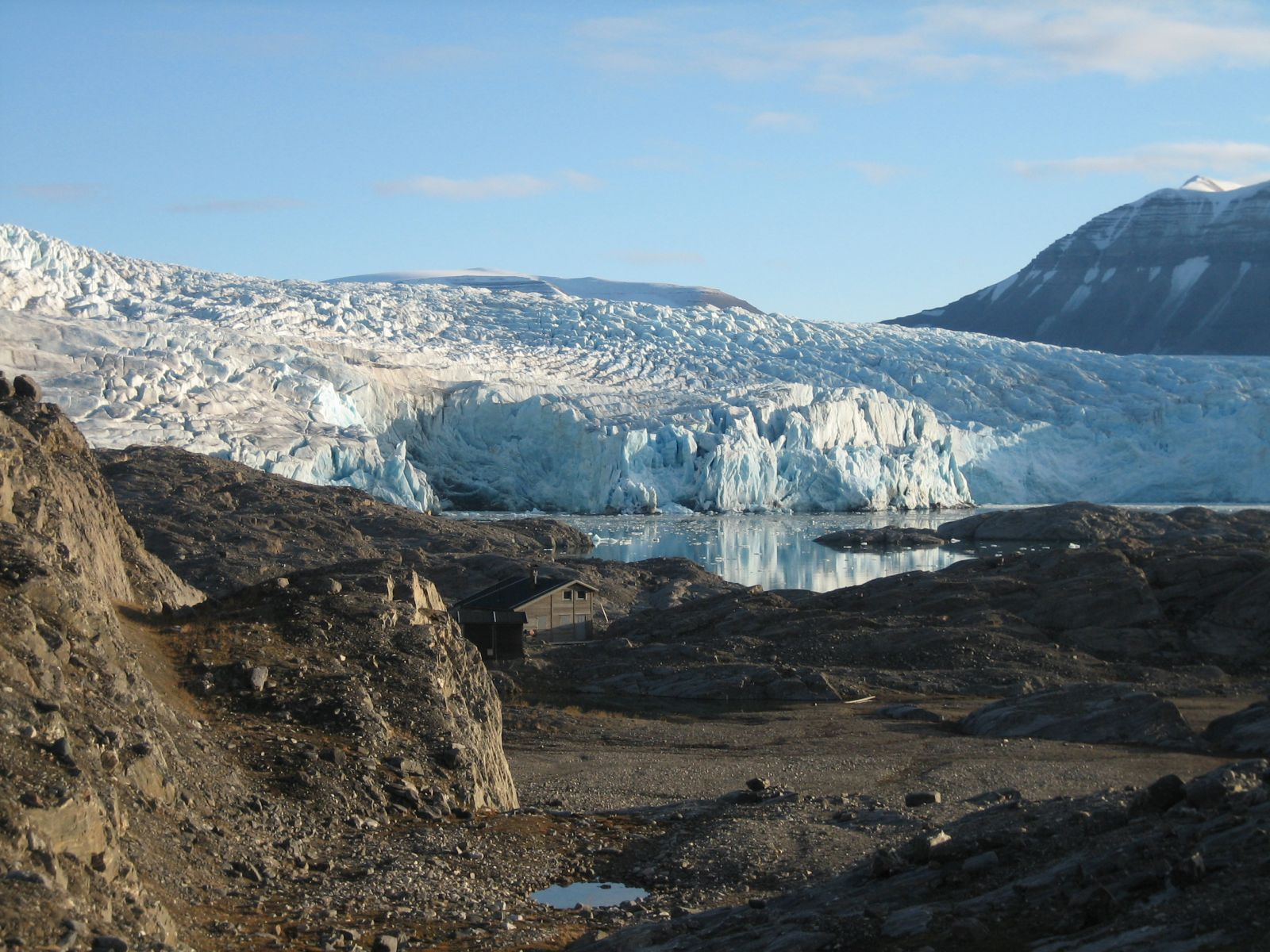 Guided Adventure in Svalbard
