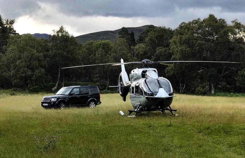 Royal Family Travel in Scotland - Sandgrouse Travel