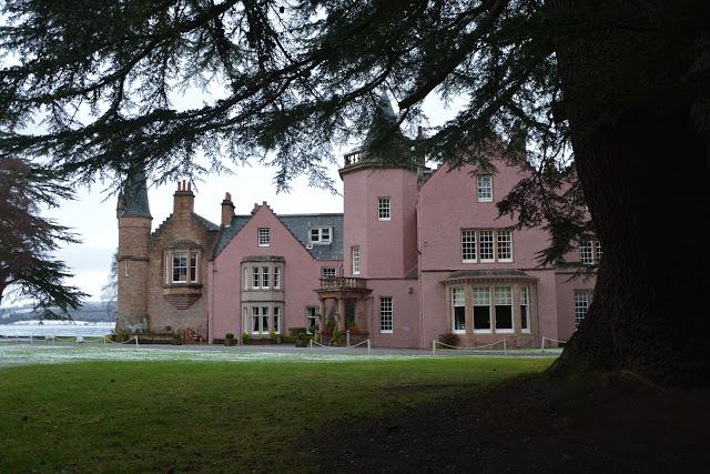 Gardens of Bunchrew House - Fraser Clan