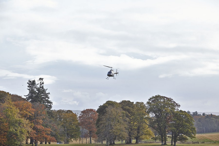 Helicopter Holidays in Scotland - VIP travel in Scotland