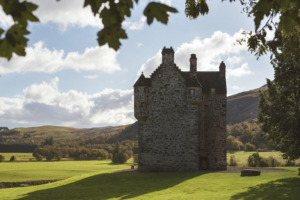 Castle rental Scotland - Luxury Scotland Staycation