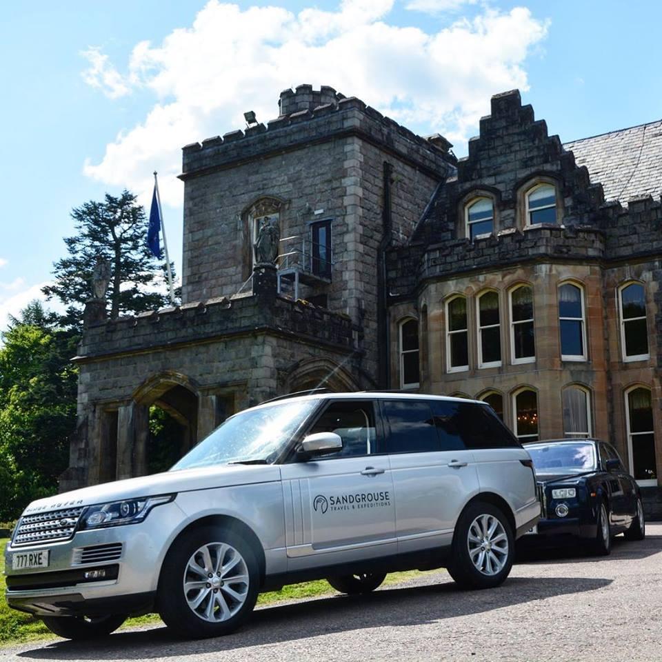 Inverlochy Castle Hotel - Scotland Luxury Hotels