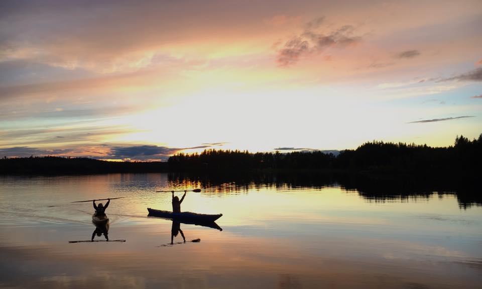 Kayaking in Sweden - Summer Holidays to Remember