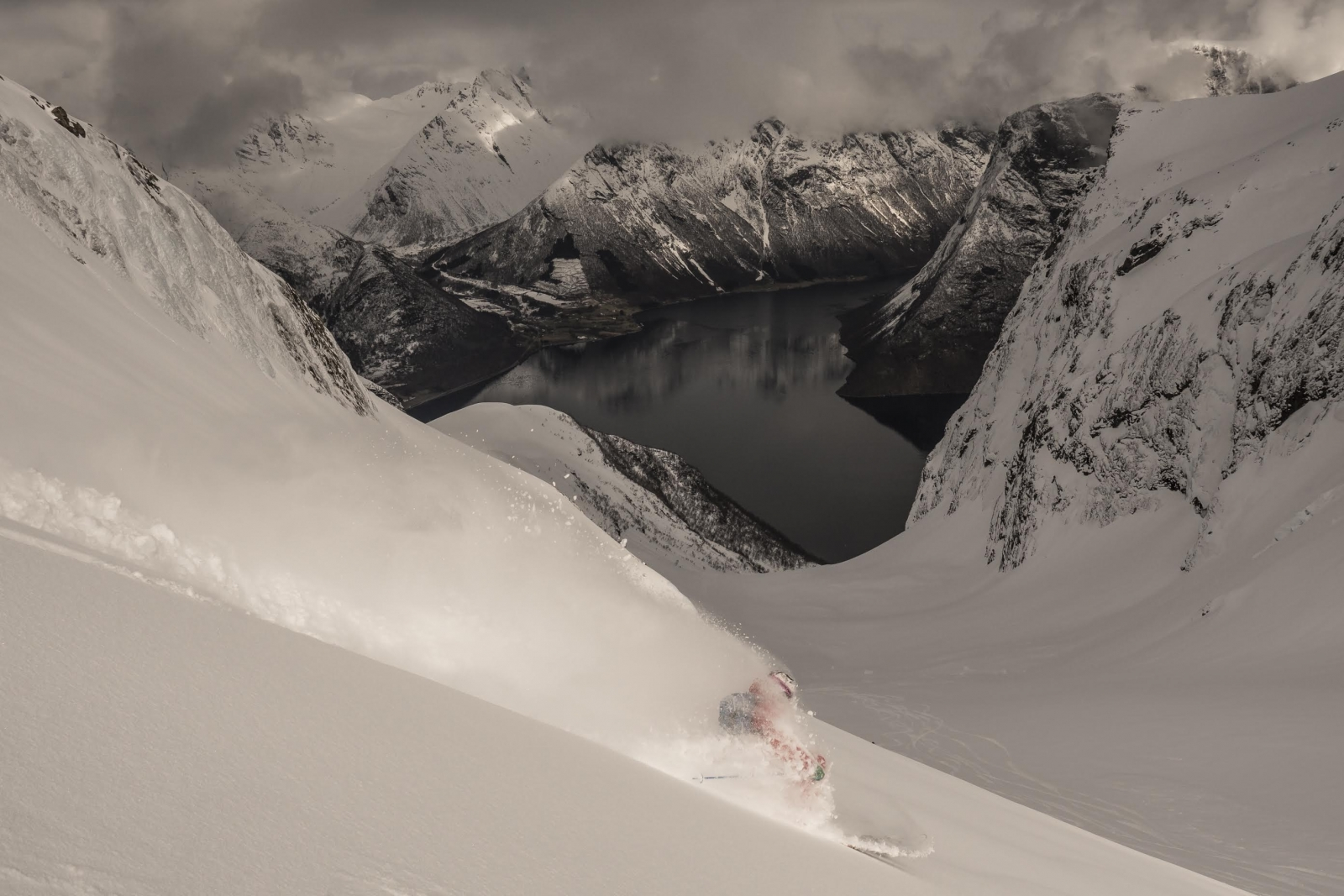 Ski Touring the Fjords of Norway, Norway Ski Touring, Ski Fjords