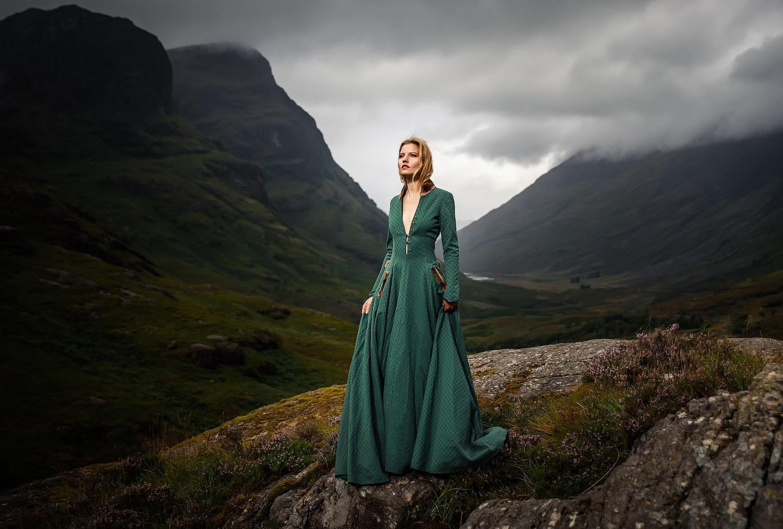 Scotland Calling - Mary Queen of Scots style Luxury in Glen Coe