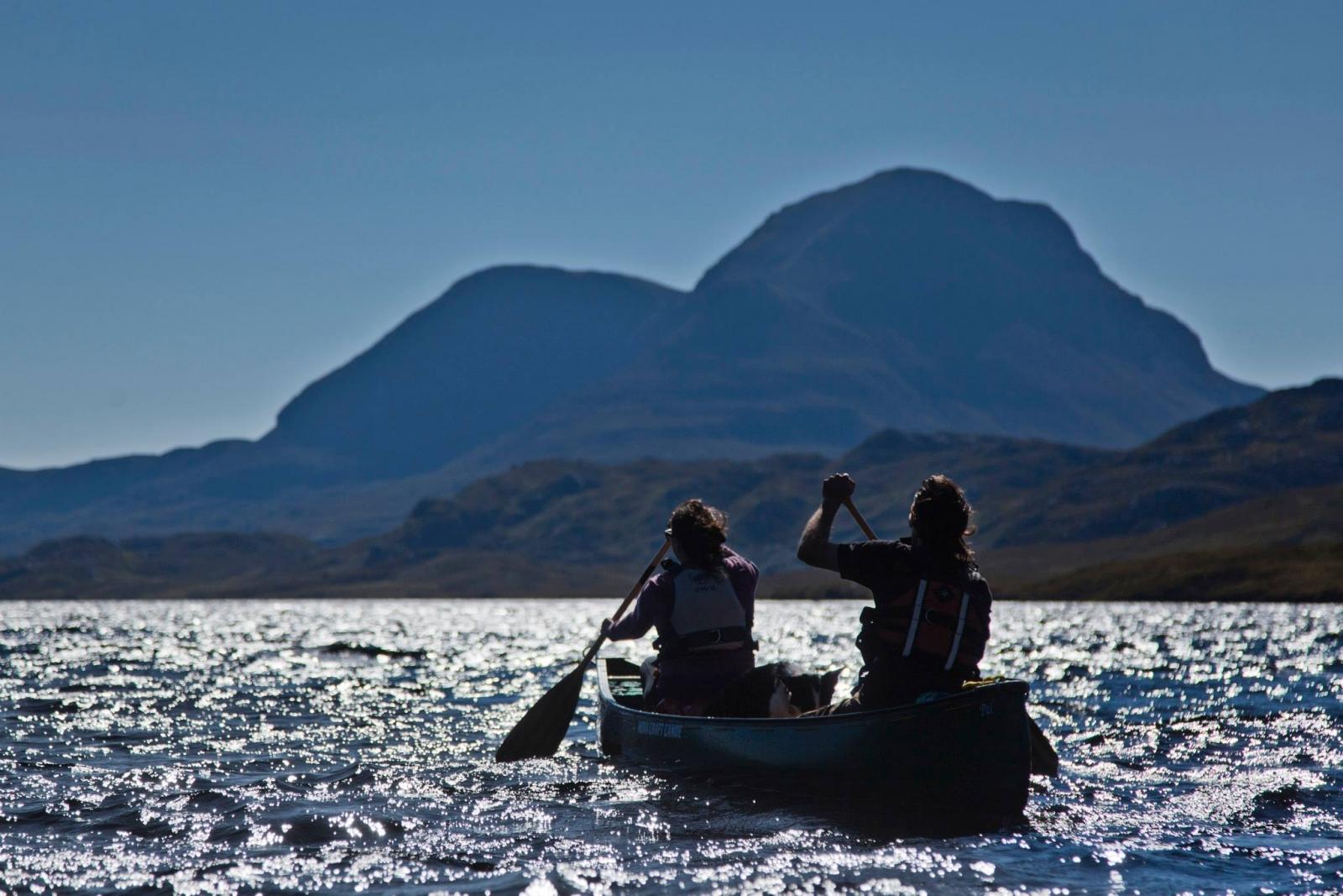 Canoe Trips in Scotland