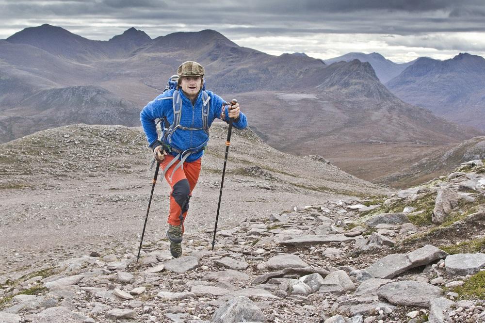Climbing the Corbetts in Scotland