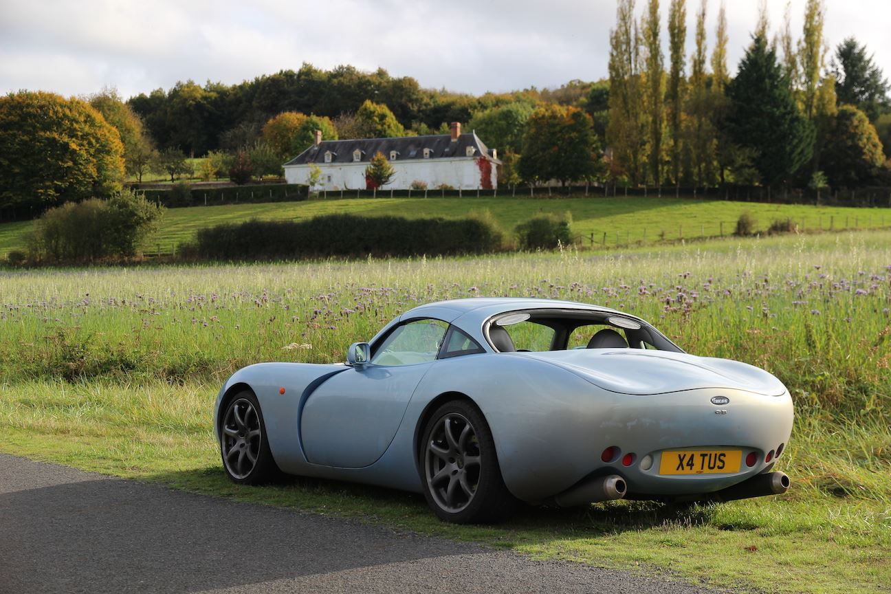 Drive a sports car on the North Coast 500