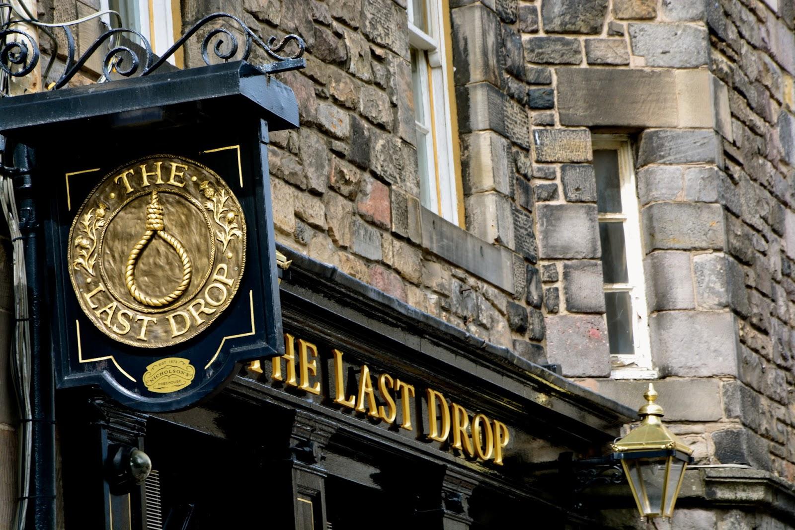 Edinburgh pubs and live music - Luxury Scotland Holidays