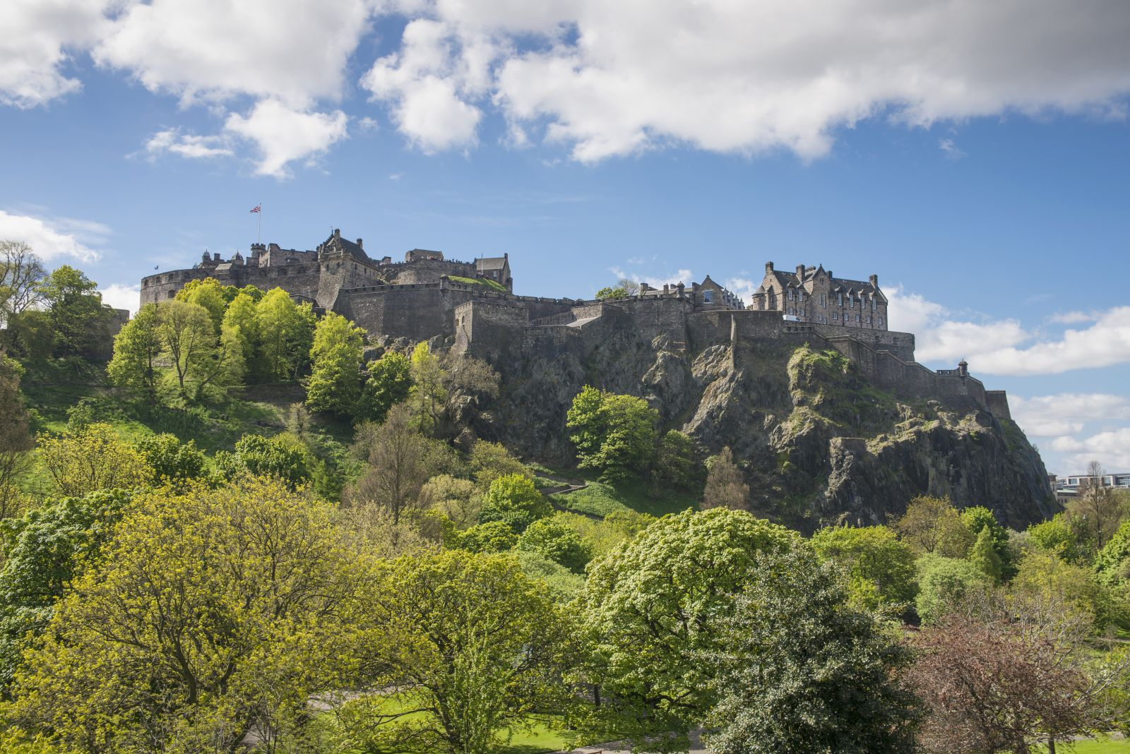 Explore Edinburgh in Scotland with Luxury Scotland experts Sandgrouse Travel