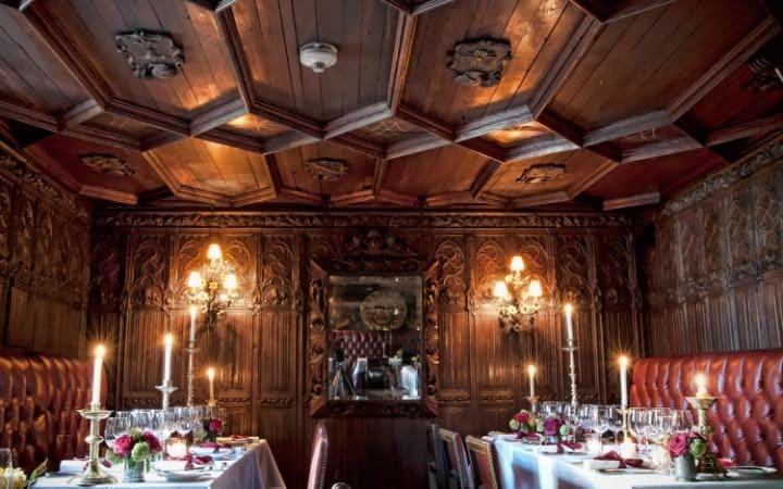 Dinner at The Witchery with Sandgrouse Travel - Luxury Edinburgh Accommodation