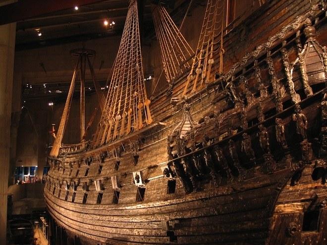 Vasa Museum Ship - Luxury Stockholm Travel