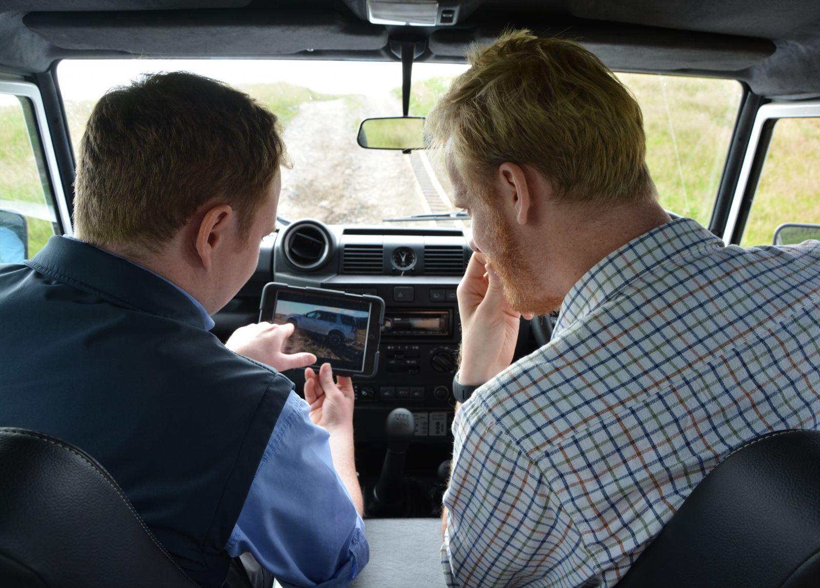 Land Rover Experience Scotland