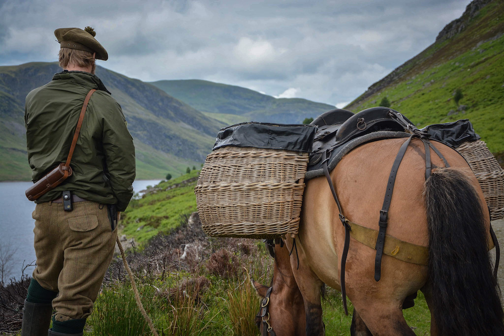 Luxury Highland Pony Picnics - Wild Experiences that Reconnect with Nature