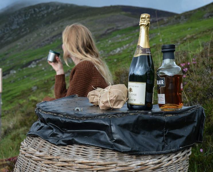 Luxury Scotland Experiences - Highland Pony Picnics
