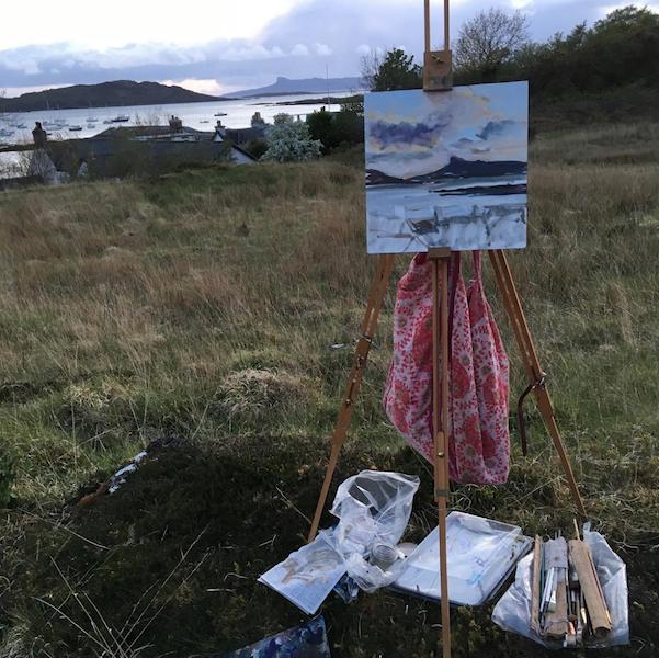 Scottish Painting Holiday